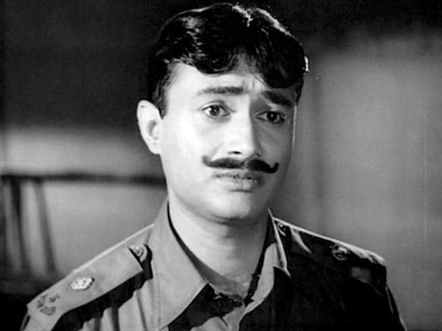 Dev Anand in a still from Hum Dono.