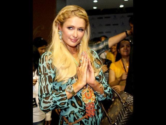 Paris Hilton,House Of Wax,Bipasha Basu