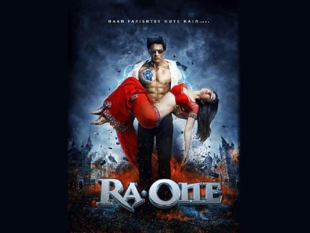 Ra.One,SRK,Hindustan Times