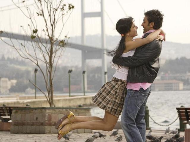 Ranbir-Kapoor-romanced-Katrina-Kaif-in-Ajab-Prem-Ki-Ghazab-Kahani