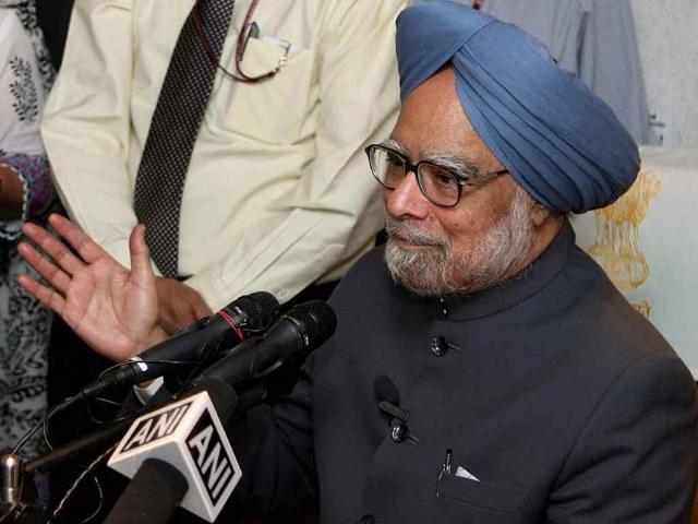 Varghese K George,manmohan singh,PM