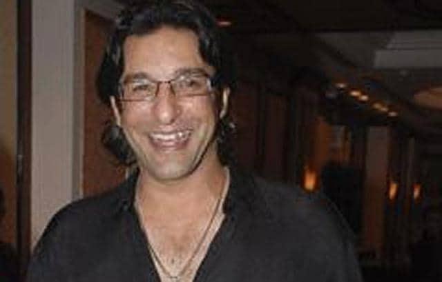 Wasim Akram,Sushmita Sen,cricket