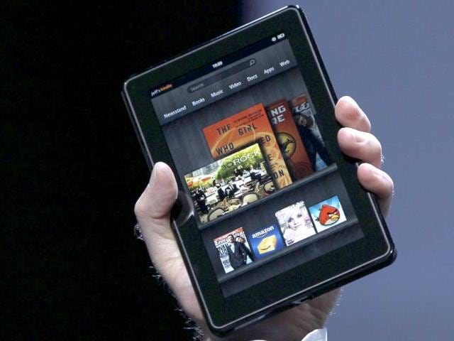 Amazon,Kindle Fire tablets,apple
