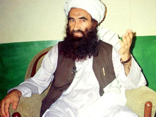 File-Jalaluddin-Haqqani-founder-of-militant-group-Haqqani-network-considered-the-no-1-threat-to-American-troops-in-Afghanistan-speaks-during-an-interview-in-Miram-Shah-Pakistan