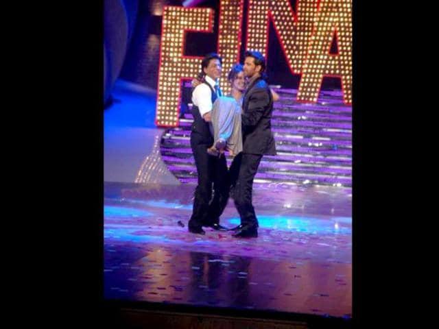 Shah Rukh Khan,India's Got Talent 3,Just Dance