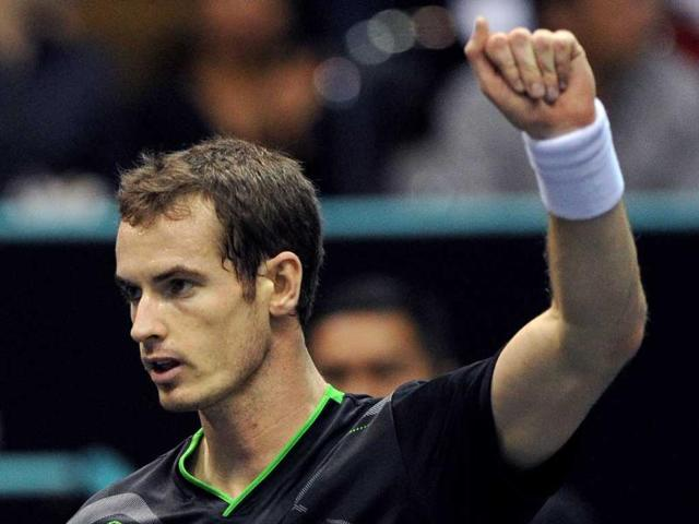 Andy Murray,Donald Young,Thailand open