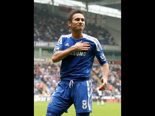 England can beat world's best: Lampard