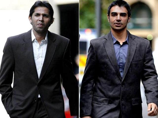 Pakistan Test players,Salman Butt,Mohammad Asif