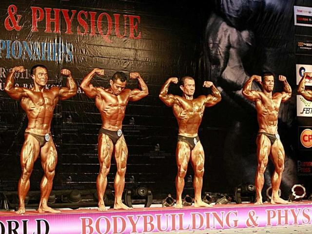 Tamer El Guindy,bodybuilidng,hindustan times