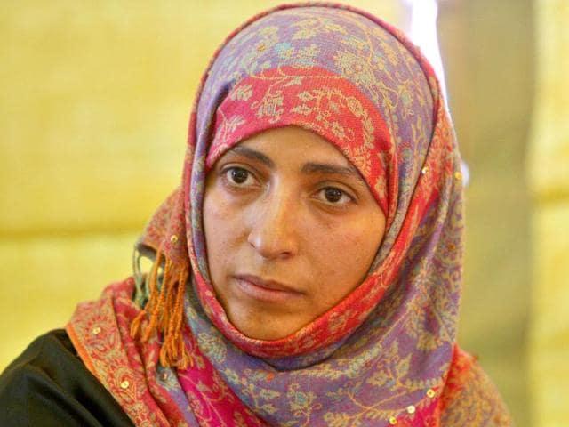 yemen,tawakkul karman,nobel peace prize 2011
