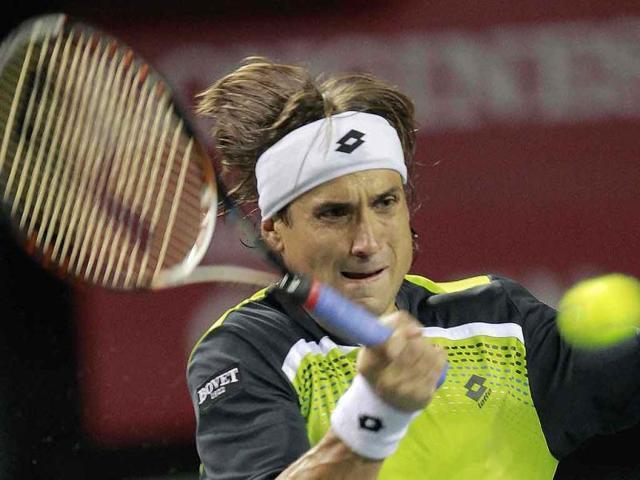David Ferrer,Vasek Pospisil,Valencia Open