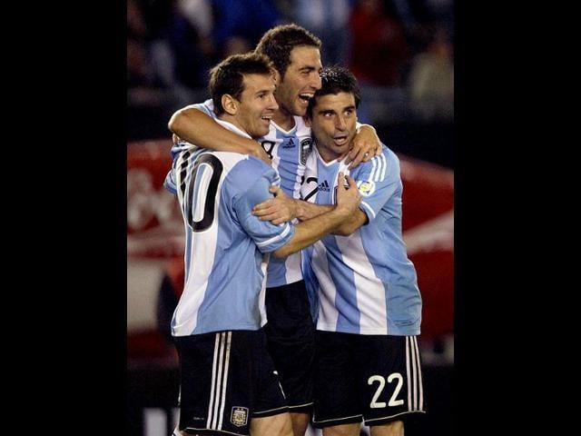 Montevideo,Lionel Messi,Argentina
