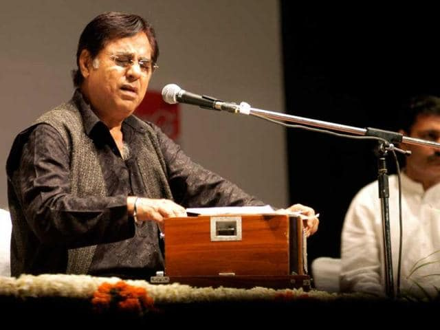 Jagjit Singh,HT City,hindustan Times