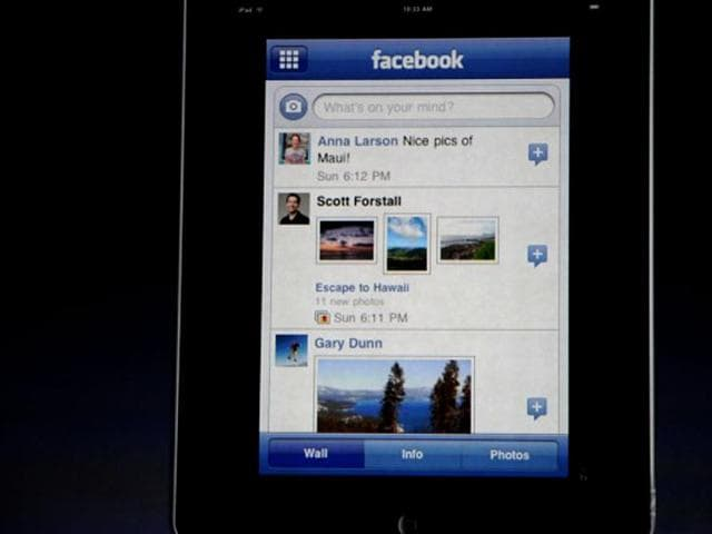Facebook-app-for-smartphones