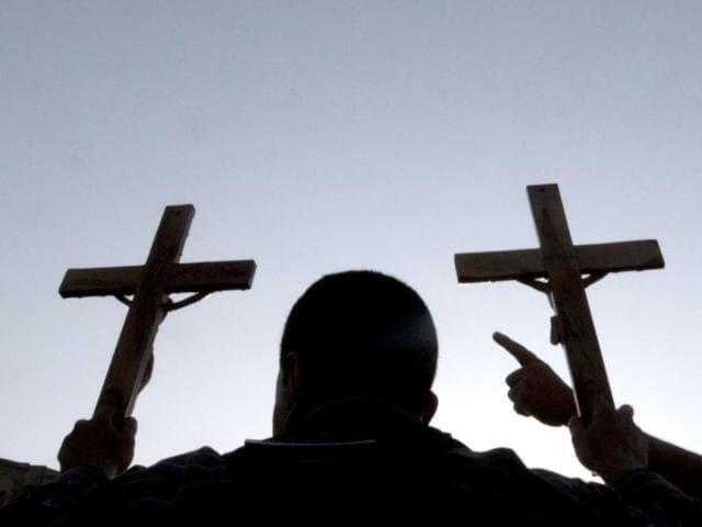 Israel,Church attack,Catholic church