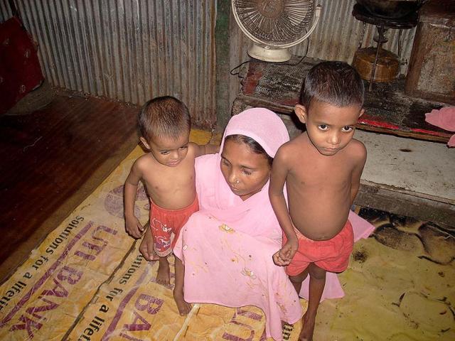 Pramit Bhattacharya,Tracking hunger,Bandra