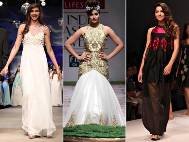 Wills Lifestyle India Fashion Week,Anusuiya Sikka,Neha Dhupia