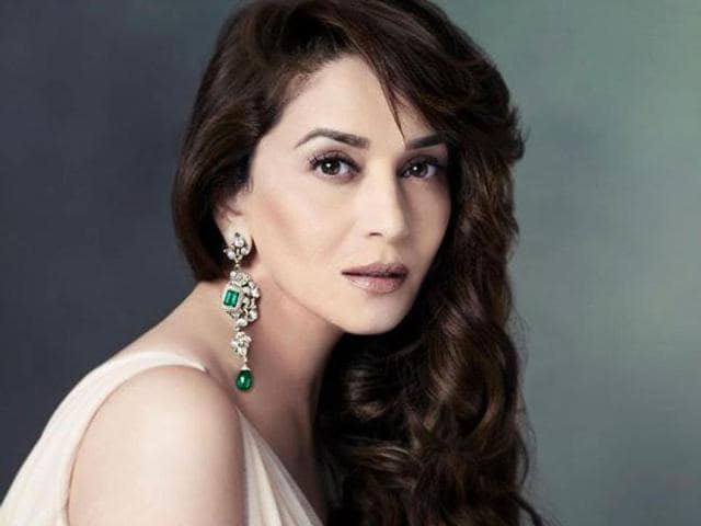 Madhuri Dixit back in form post weight loss