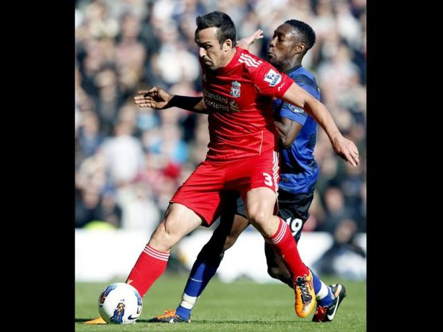 Liverpool,Jose Enrique,Premier League club
