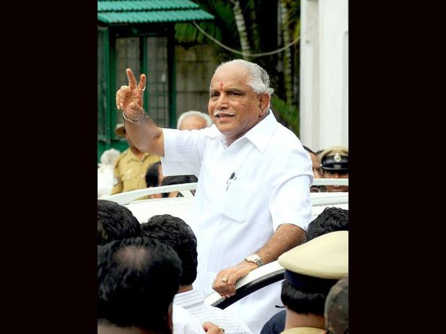 B S Yeddyurappa,BJP,news
