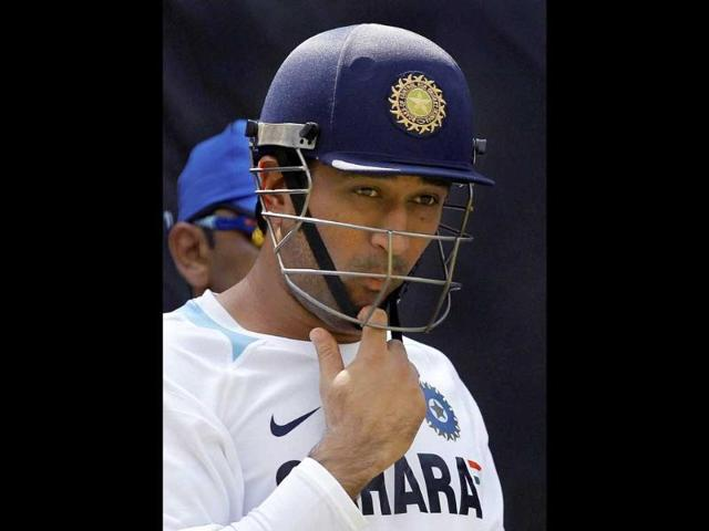 Indian-captain-Mahendra-Singh-Dhoni-plays-a-shot-during-the-final-ODI-match-against-England-at-Eden-Gardens-in-Kolkata