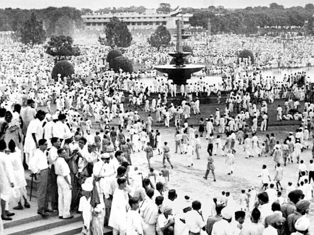 Manoj Sharma,Independence Day,Walled City