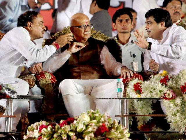 BJP,LK Advani,Ayodhya movement