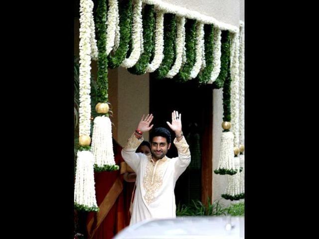 Abhishek Bachchan,God Bharai,Aishwarya Rai