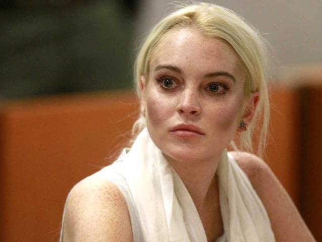 Lindsay Lohan,Philipp Plein,Stephanie Sautner