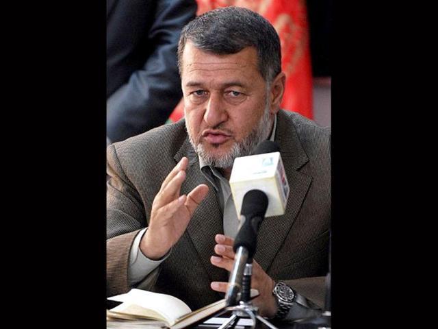 Afghan-interior-minister-Bismullah-Khan