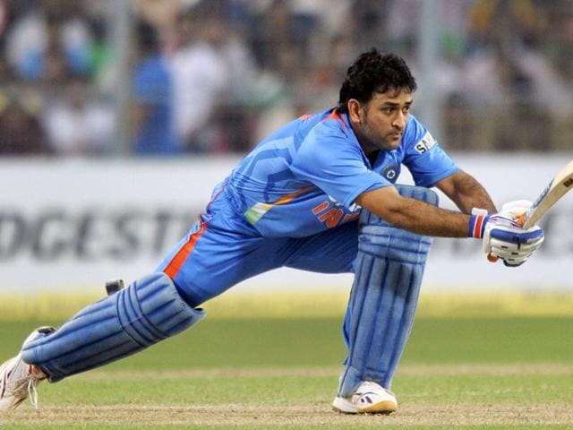Dhoni puts up brave face after loss in T20 opener