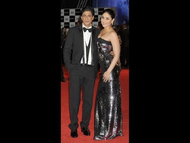 Salman Khan,Shah Rukh Khan,Kareena Kapoor