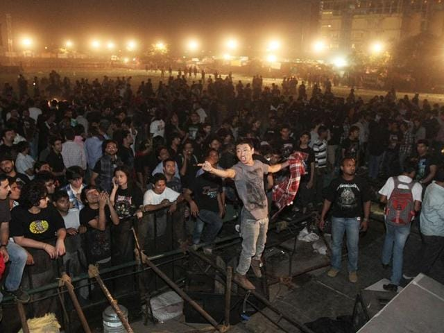 Metallica,Metallica cancelled,Delhi