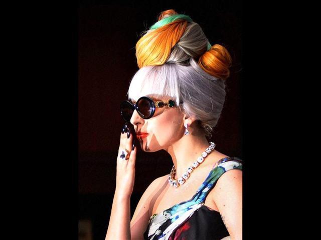 Lady Gaga,Naz Foundation,Taj Mahal Hotel