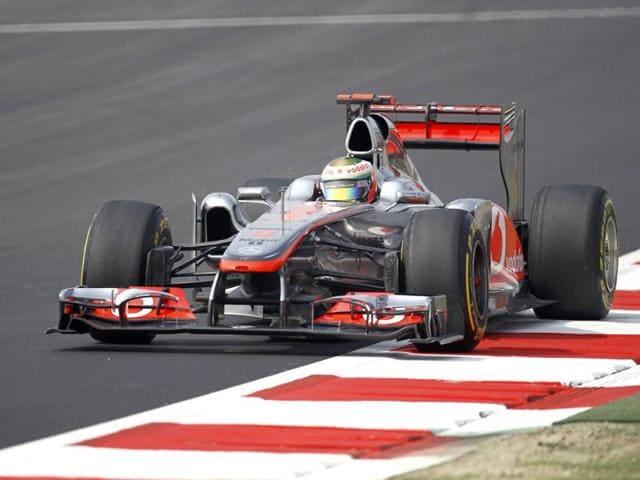 Narain Karthikeyan,Formula One Grand Prix,Sebastian Vettel