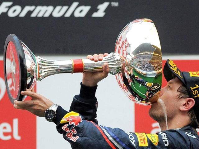 formula one,Indian grand prix,Sebastian Vettel