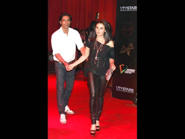 Indian Grand Prix,Preity Zinta,Imran Khan