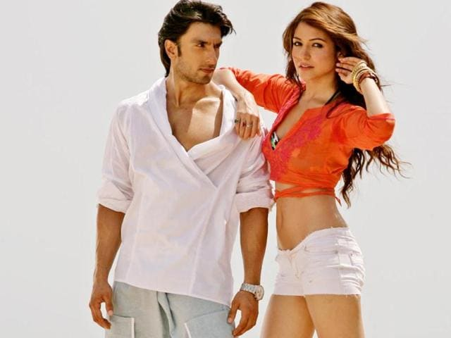 Mumbai,Band Baaja Baaraat,Anushka Sharma and Ranveer Singh