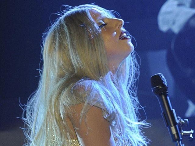 Lady Gaga,Music,Burqa