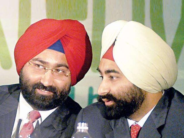Fortis Healthcare (India) Ltd,Malvinder Mohan Singh,Shivinder Mohan Singh