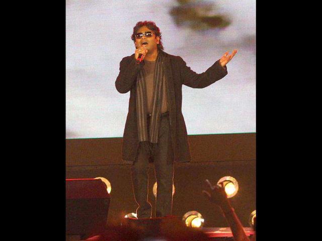 AR Rahman,Phir Se Ud Chala,Rockstar
