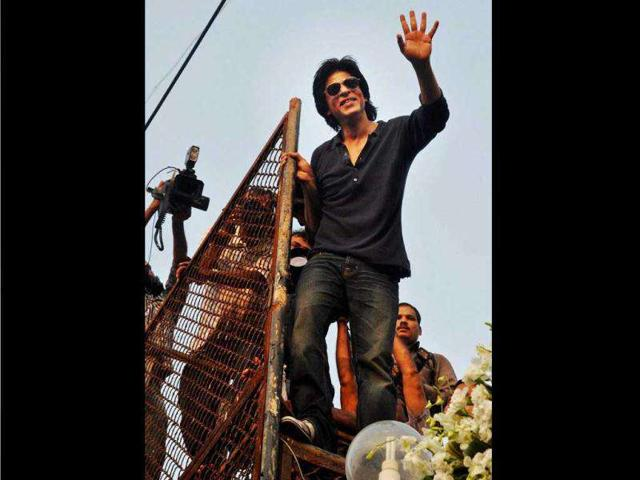 Shah Rukh Khan excited to travel to Morocco
