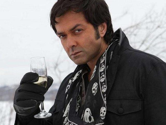 We don't talk about ourselves: Bobby Deol