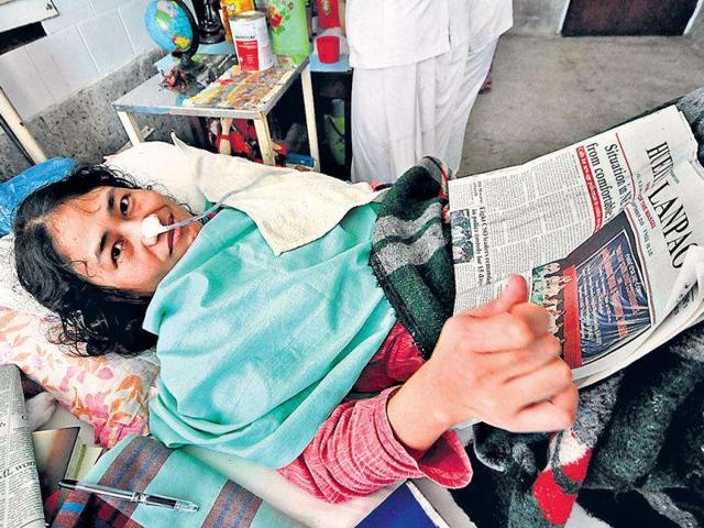 Sobhapati Samom,Irom Sharmila,AFSPA