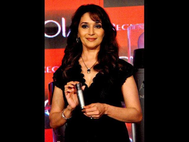 Madhuri Dixit,B-town celebrity,official website