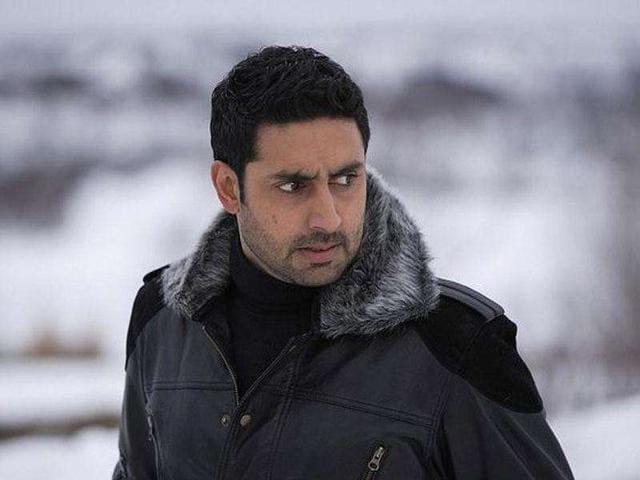 Abhishek Bachchan,British film,Italian Job