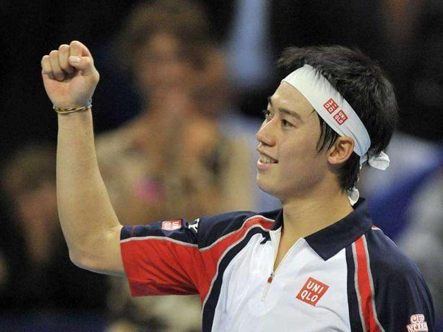 Kei Nishikori,ATP rankings,Roger Federer