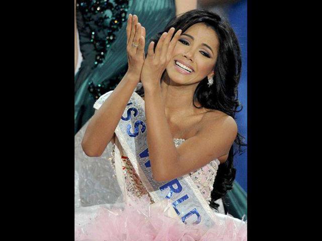 Ivian Sarcos,Miss World,news