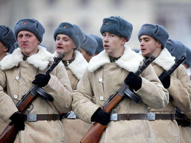 Russian performance artist