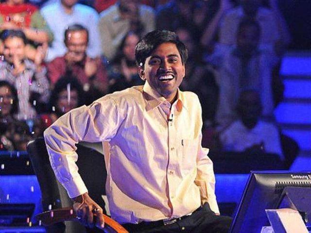 Sushil-Kumar-27-reacts-as-he-wins-the-Rs5-crore-prize-during-the-fifth-season-of-Kaun-Banega-Crorepati-Photo-AFP